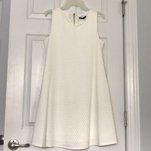 Practically new white dress!